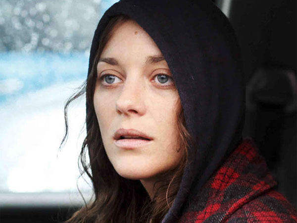 "Marion Cotillard is Stephanie in ""Rust and Bone."""