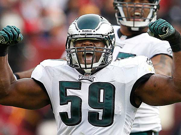 Eagles linebackers may need to adapt