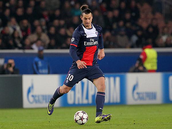 Zlatan Ibrahimović. (Michel Euler/AP file photo)