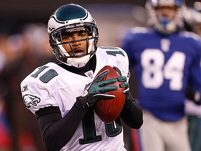DeSean Jackson´s punt return touchdown put the Eagles in the NFC East driver seat. (Ron Cortes/Staff Photographer)