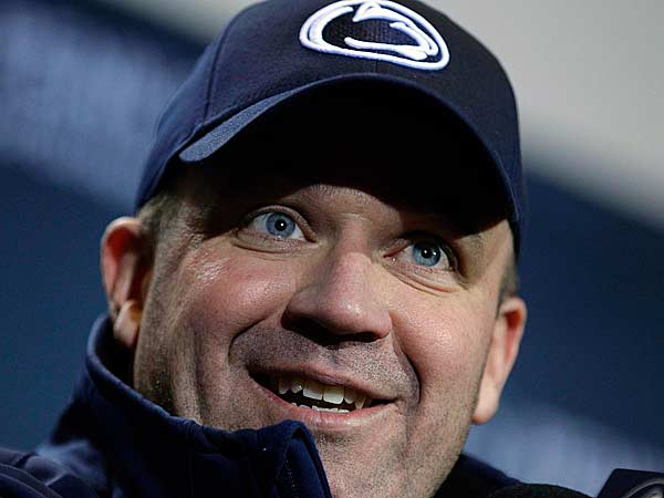 Bill O'Brien is staying at Penn State after Eagles, Browns inte…