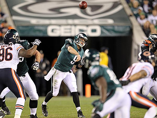 Foles passes latest test with flying colors