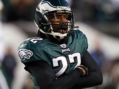 Asante Samuel´s age and salary will make him difficult for the Eagles to move. (Yong Kim/Staff file photo)