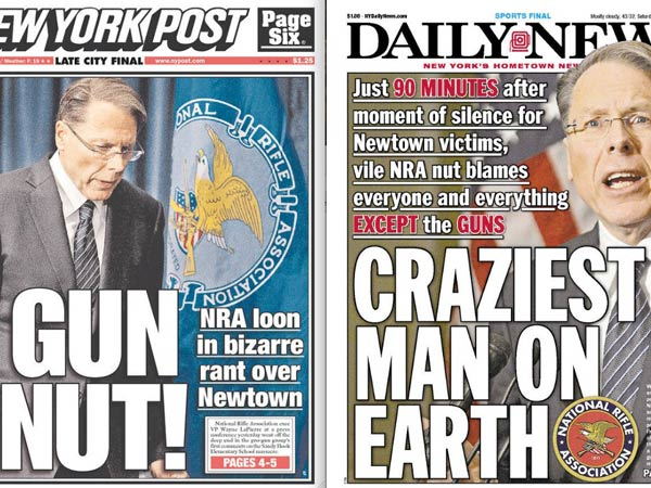 The NRA´s R. Budd Dwyer moment.