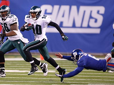 Congrats DeSean Jackson, but don´t be surprised if Hall of Fame voters fail to find this result definitive. (Ron Cortes/Staff file photo)