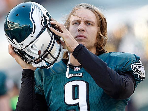 Eagles Aren't Looking to Trade Foles