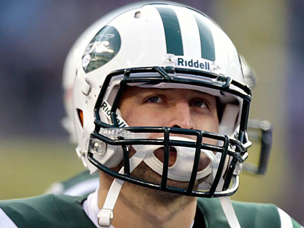 New York Jets backup quarterback Tim Tebow insisted Wednesday that he didn´t ask out of running the team´s wildcat plays last week. (Kathy Willens/AP)