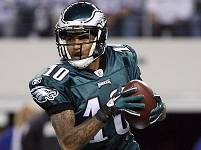 Without mini camps, DeSean Jackson is finding other ways to entertain. (Yong Kim/Staff file photo)
