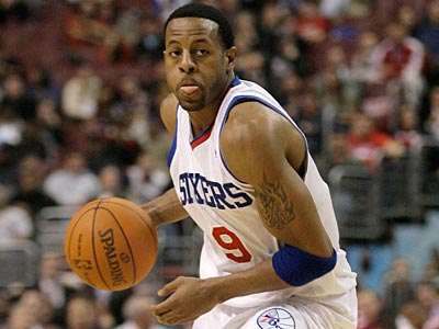 Andre Iguodala will miss tonight´s game in Phoenix. (Yong Kim/Staff file photo)