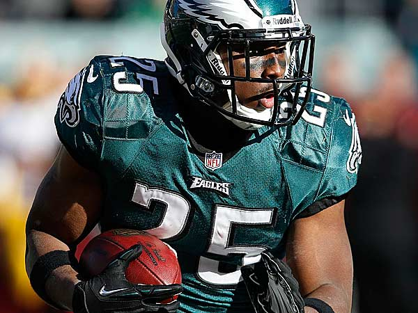 LeSean McCoy. (David Maialetti/Staff Photographer)