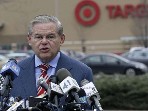U.S. Sen. Robert Menendez. (Julio Cortez, File / Associated Press)
