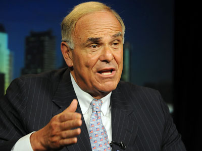 """It goes against everything that football is all about,"" Ed Rendell said about the Eagles-Vikings game being postponed. (Sarah J. Glover/Staff File Photo)"