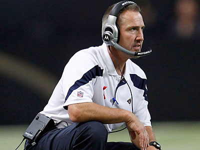 Steve Spagnuolo will become the Saints defensive coordinator, according to a report. (Yong Kim/Staff File Photo)