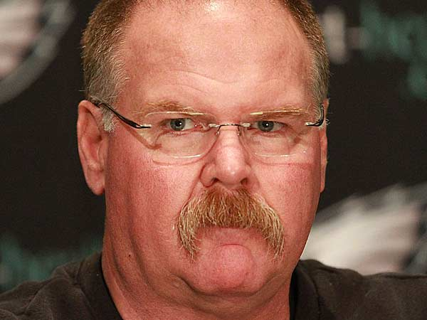Andy Reid signing with the Chiefs is 'imminent'