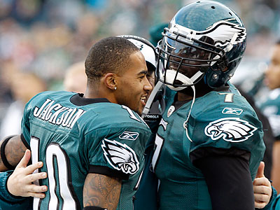 If the Eagles don't franchise DeSean Jackson, he could leave as an unrestricted free agent. (Yong Kim/Staff Photographer)