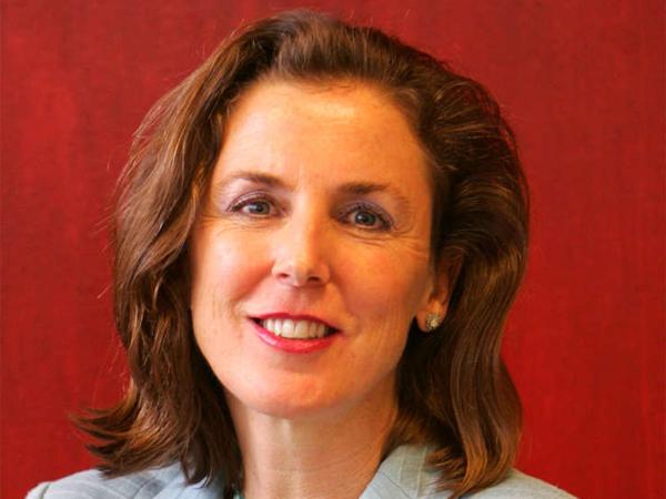 Pennsylvania democratic gubernatorial candidate Katie McGinty. <br /><br />