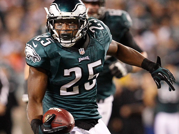 Eagles LeSean McCoy.   (Ron Cortes/Staff Photographer)