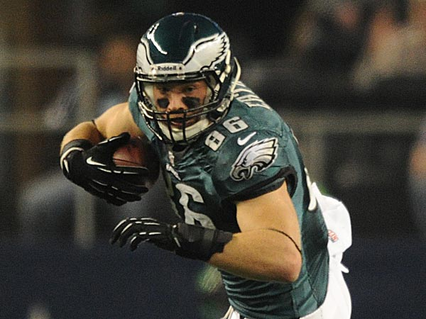 Eagles tight end Zach Ertz. (Clem Murray/Staff Photographer)