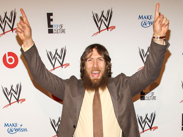 Daniel Bryan. (Photo by Paul A. Hebert/Invision/AP)
