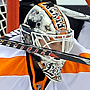 Flyers Give Leighton Support In 7-4 Win Over Kings