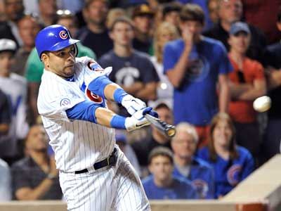 According to a report, Phillies are looking to pick up Chicago Cubs´ third baseman Aramis Ramirez. (AP Photo/Brian Kersey)