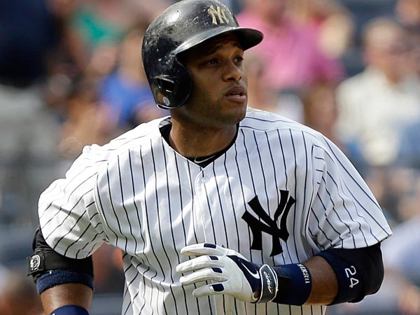 Robinson Cano is now a Seattle Mariner. (AP Photo/Frank Franklin II)