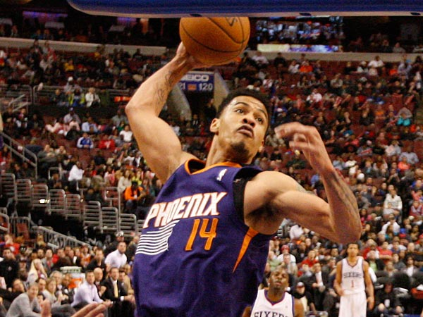 Suns Gerald Green  ( RON CORTES / Staff Photographer )