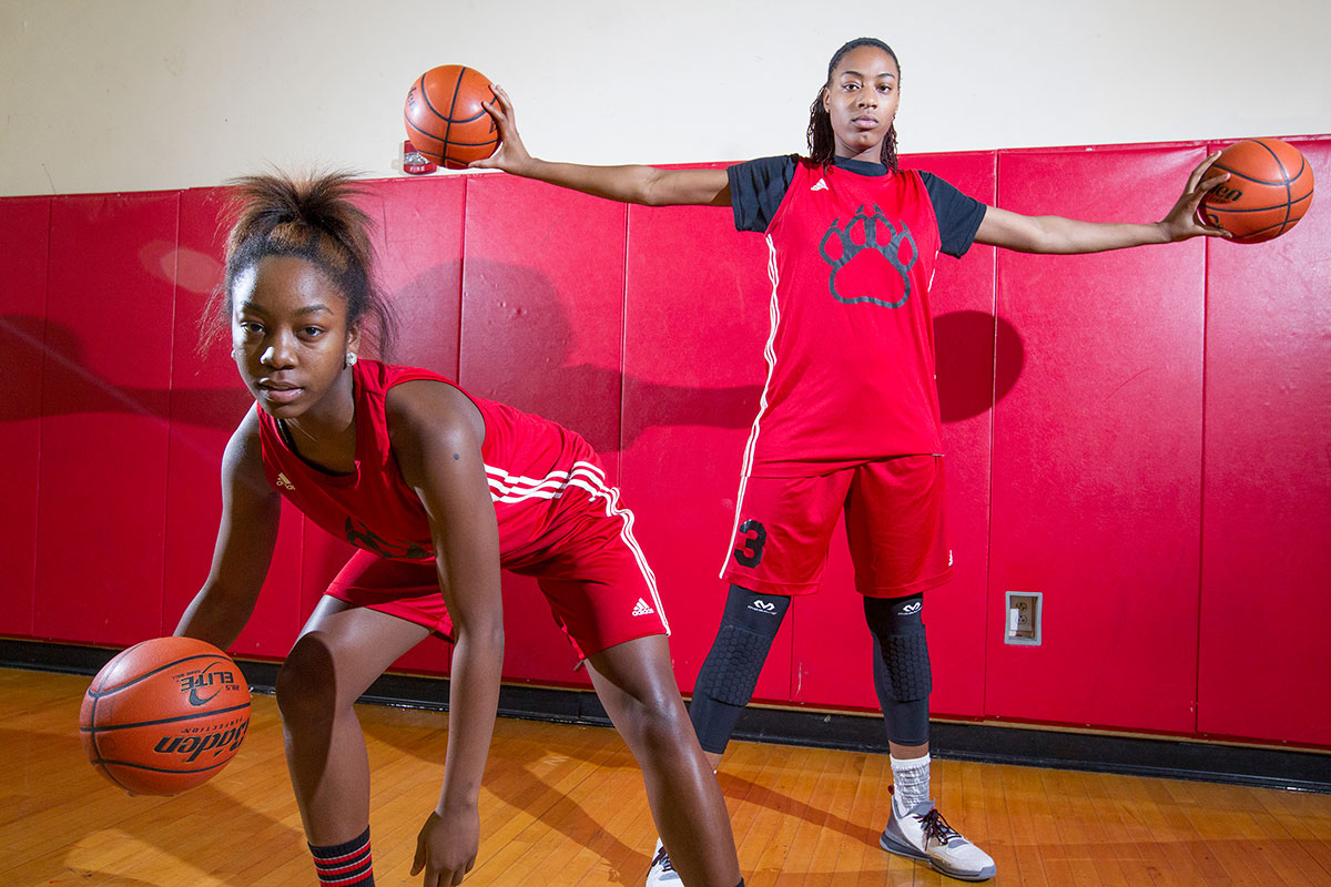 Imhotep pair found their groove