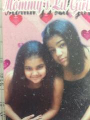 Asia Wyatt, 9, and her sister Deshanae Wyatt, 12, were reported missing Wednesday.