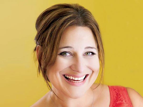 """Jennifer Weiner, author of """"All Fall Down."""""""