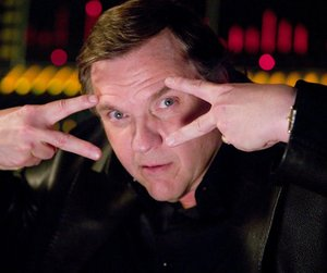 Meat Loaf is the host of the History Channel special.