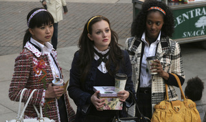 "Fall's ""Gossip Girl,"" featuring Nan Zhang, Leighton Meester and Nicole Fiscella, is from the creator of ""The O.C."""