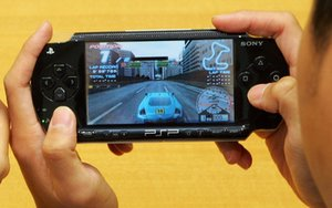For older teens , Sony's PSP is the game system of choice.
