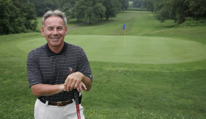 """Juniata Golf Club manager Bob Wheeler notes that """"the regulars say it's the best they've seen it in years."""" The course has undergone refurbishment."""