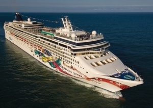 The Norwegian Jewel will sail Oct. 20 from Barcelona, Spain, to Miami on a 15-night repositioning cruise.