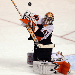 Marty Biron has played each of the Flyers' first seven games.