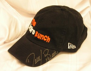 Sales of Danny Briere-signed caps benefit kids with cancer.