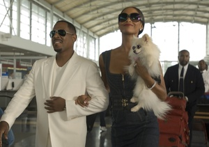 Martin Lawrence plays a self-help guru and Joy Bryant, his fiancée, on their way to a family reunion.