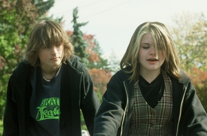 Gabe Nevins, Lauren McKinney in Gus Van Sant's obliquely told tale of an alienated skateboarder who may be involved in a security guard's death.