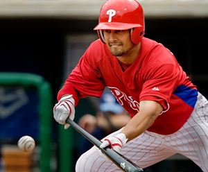 The Inquirer's Countdown to Opening Day continues with a look at Phillies centerfielder Shane Victorino.