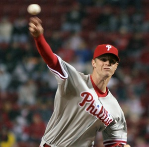 Kyle Kendrick pitched like Kyle Kendrick and the Phillies won.
