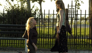 """Helen Hunt's character didn't know she'd been missing in someone's life until her mother, played by Bette Midler, found her. The two actresses costar in """"Then She Found Me,"""" which Hunt also directed."""