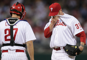 Another start, another loss for Brett Myers. This isn't good if you're a Phillies fan.