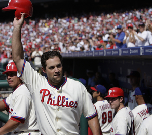 Pat Burrell should be at the All-Star Game. But at least Kosuke Fukudome is going. He´s totally worthy.