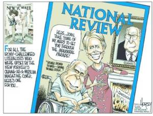 The other side, from David Horsey.