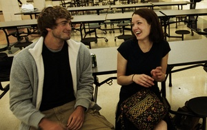 """Mitch Reinholt (the Heartthrob) and Hannah Bailey (the Outsider) are among the students featured in Nanette Burstein's """"American Teen."""""""
