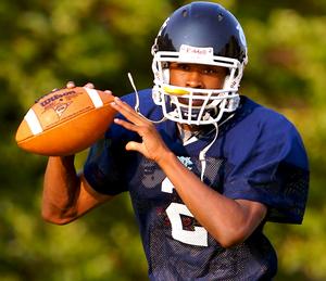 Quarterback Curtis Drake will lead No. 8 West Catholic against Roman Catholicin the season opener tomorrow in Wildwood, N.J.