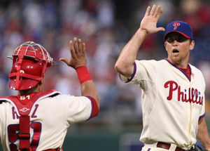 Brad Lidge and Co. will try to make you forget about last night´s Eagles loss.