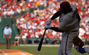 "Phillies first baseman Ryan Howard drew Philadelphia's wrath after having an abysmal start. Nowadays, however, he is receiving more respect - and chants of ""M-V-P."""