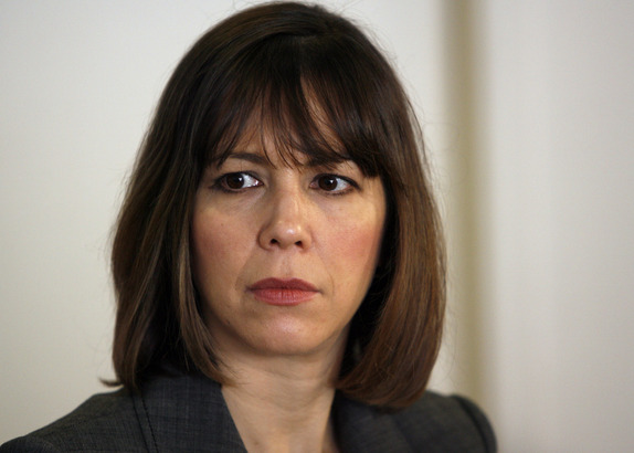 Patti Blagojevich , in May, was not charged.